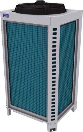 Airedale Condensing Unit - BlueCube